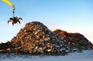 London Scrap Metal Recycling